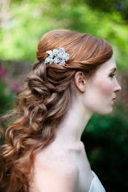 stunning retro wedding hairstyles