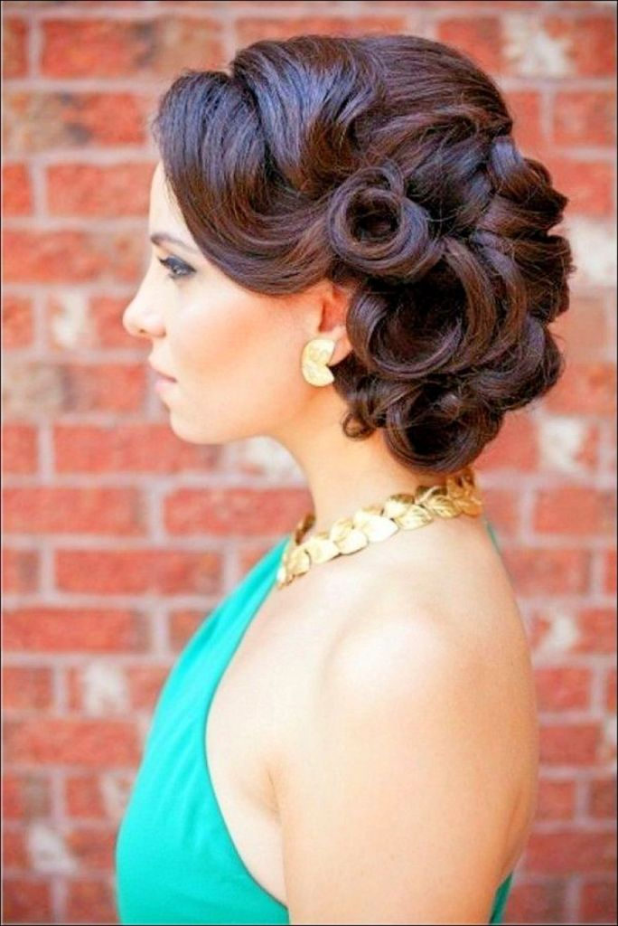 Stunning Retro Wedding Hairstyles For Classic Wedding  Ohh My My