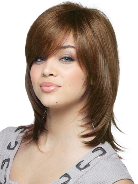 Most Charming Short Hairstyles For Round Faces Ohh My My
