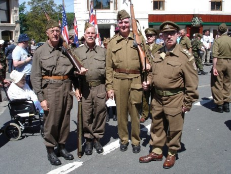 Ingleton WW2 event - picture by Nicholas R Taylor