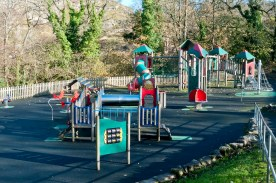 Play area in Ingleton