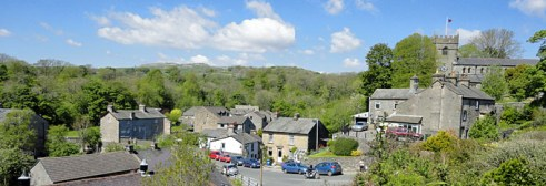 ingleton-village-view-church-dales