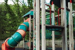 Play area, Ingleton centre