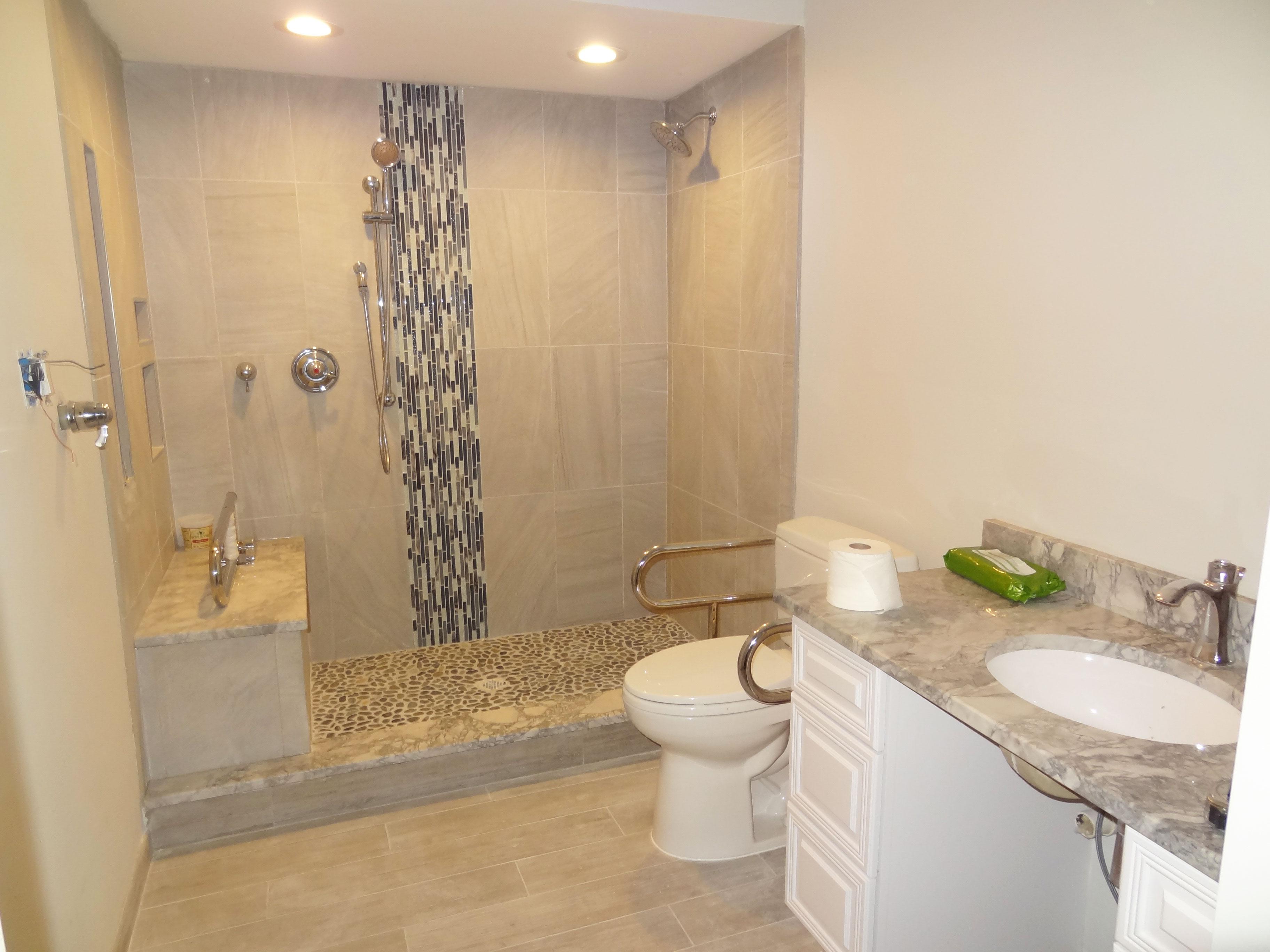 Best Kitchen Gallery: Ohi Design Kitchen Bathroom Remodeling Serving Northern Virginia of Bathroom Remodel Designs  on rachelxblog.com