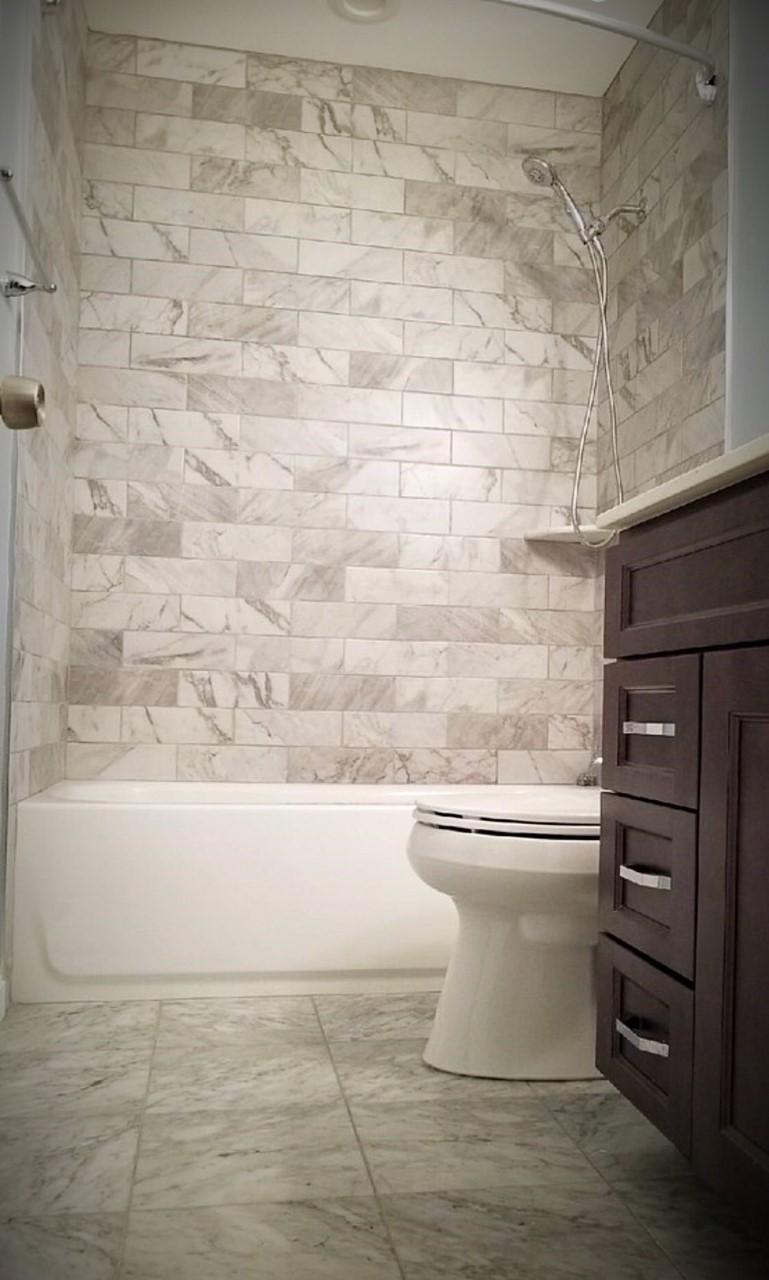 Bathroom Design by Carmen Salas of OHI Design