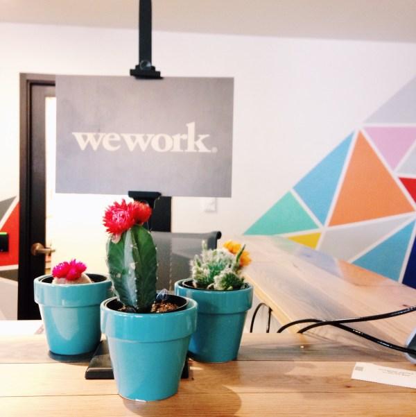 wework via oh, i design blog