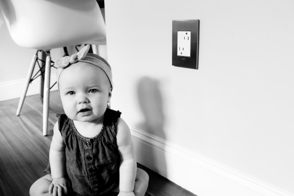 How I Baby-Proofed Without Compromising Style - Oh, I Design Blog!