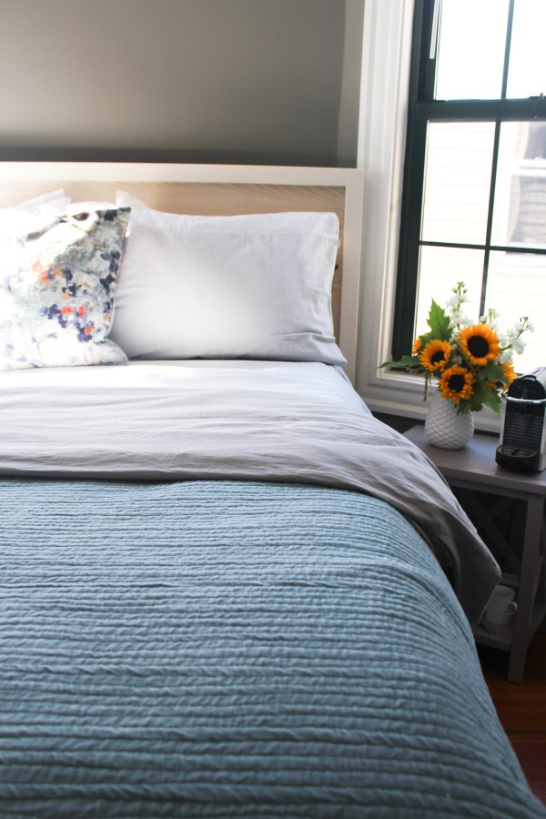 Guest Room via Oh, I Design Blog