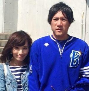亀井京子夫婦