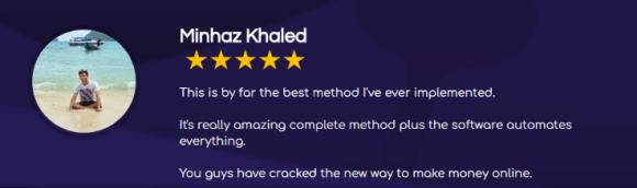 Re-KaChing Review Showing Whats Inside