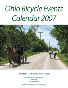 2007 Ohio Bicycle Events Calendar