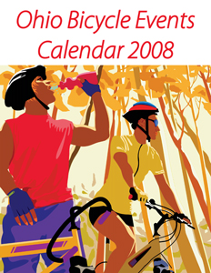 2008 Ohio Bicycle Events Calendar