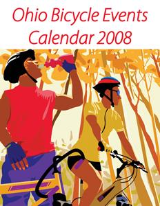 2008 Ohio Bicycle Events Calendar