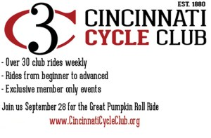 Image: Ad for Cincinnati Cycle Club