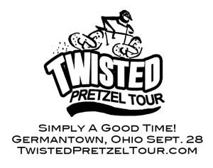 Image: Ad for 2019 Twisted Pretzel Tour