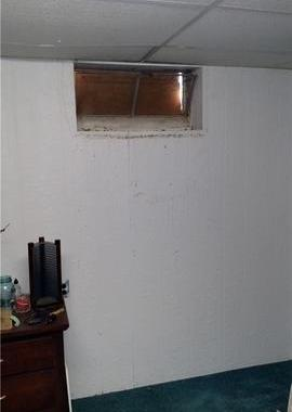 Ohio Basement Authority Case Studies: Egress Window Improved a Home's Safety in Springfield, OH