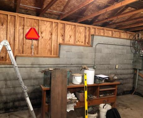 Stabilizing Cracking Garage Walls with Carbon Fiber Supports in Heath, OH
