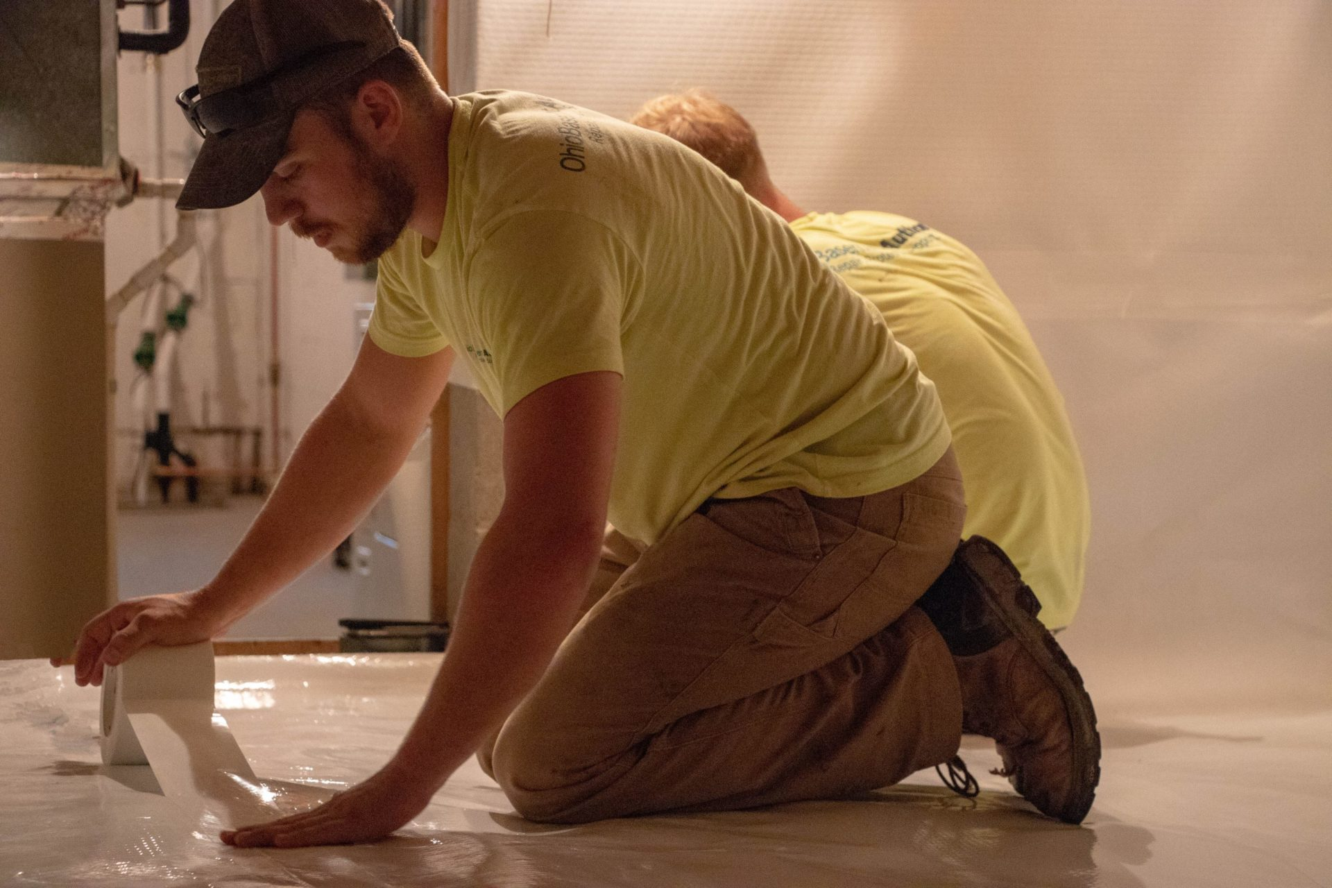 one of many crawl space repair solutions