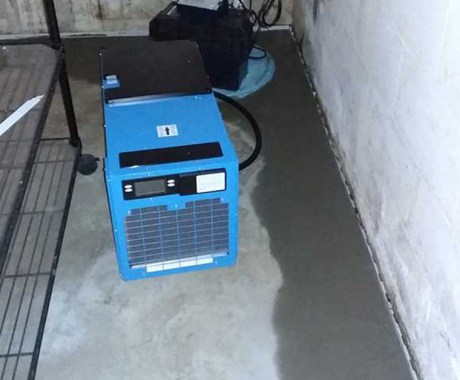 Is a Basement Dehumidifier Helpful in a Flood Situation?