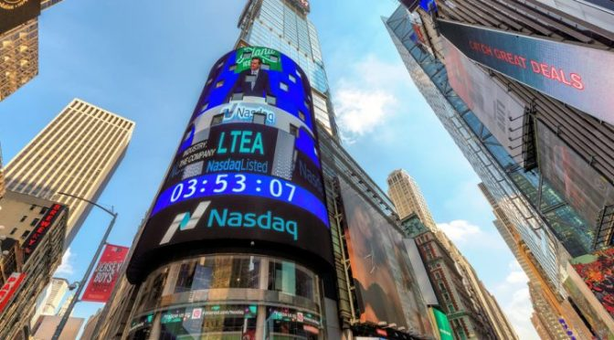 Ex-Beverage Company 'Long Blockchain' Finds Itself in Hot Water with Nasdaq