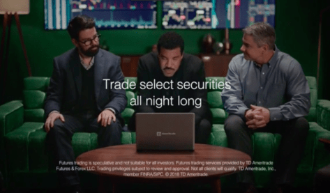 Trade selected securities all night long
