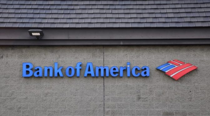 Bank of America Admits Cryptocurrencies Are a Threat to Its Business Model
