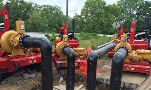 bypass trash pump rentals