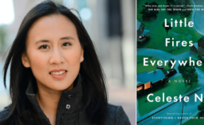 A Visit From Celeste Ng Ohio Center For The Book At