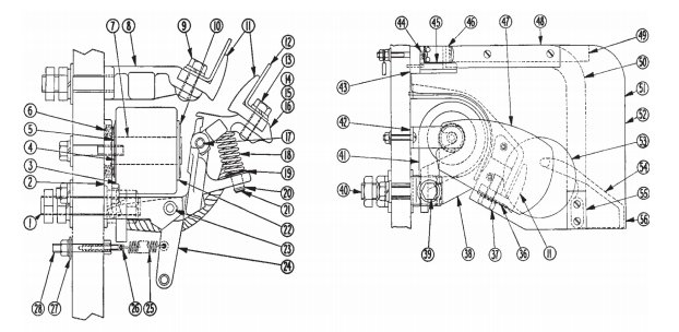 Replacement Contact Kits & Electric Motor Components