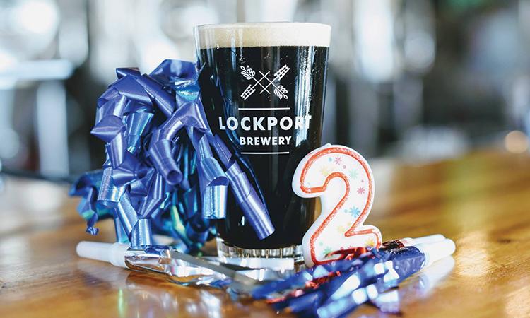 Lockport Brewery - 2nd birthday
