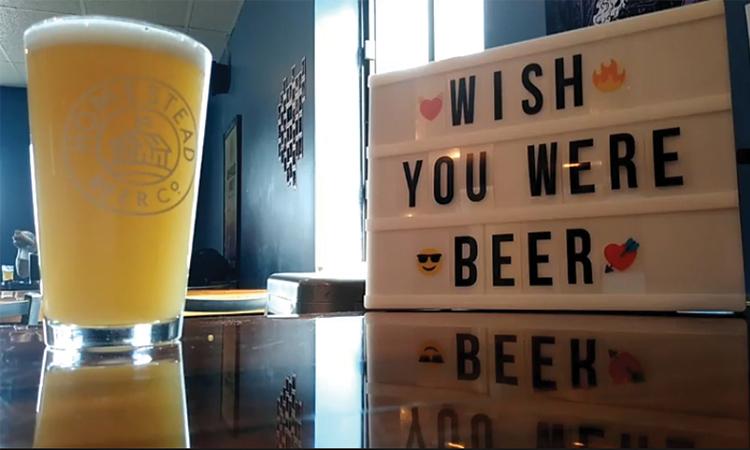 Homestead Beer Co. Dead Prospector - Wish You Were Beer