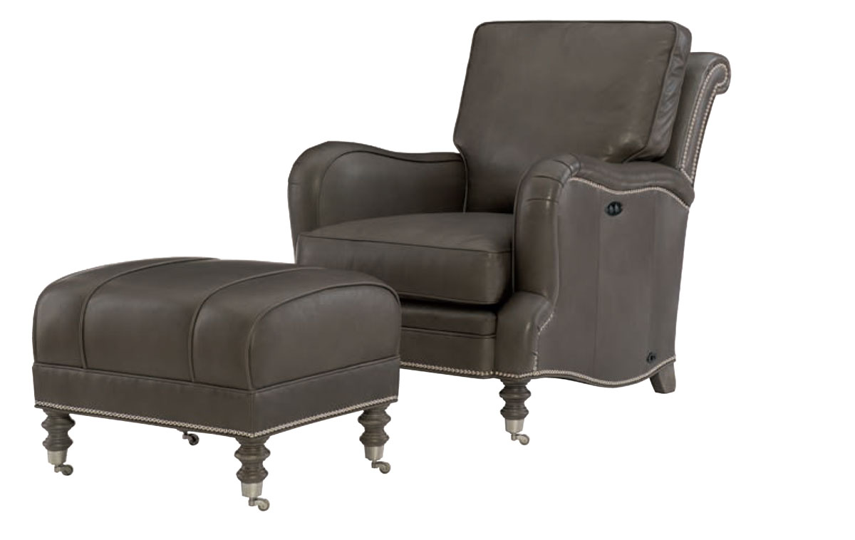 Tilt Back Chair Wesley Hall L566 Cyrus Tilt Back Chair And L566 28 Cyrus Ottoman