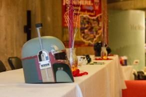 Kirby Reception Head Table