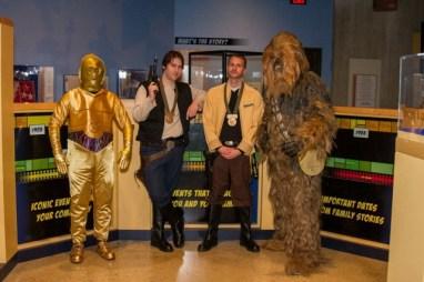 Star Wars Wedding 4