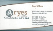 aryes staffing