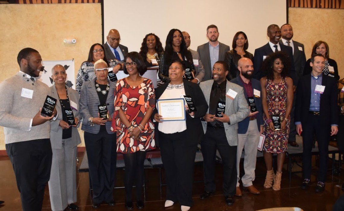 2018 OhioMBE Awards Honorees
