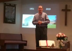 Pastor Gary Stuckey