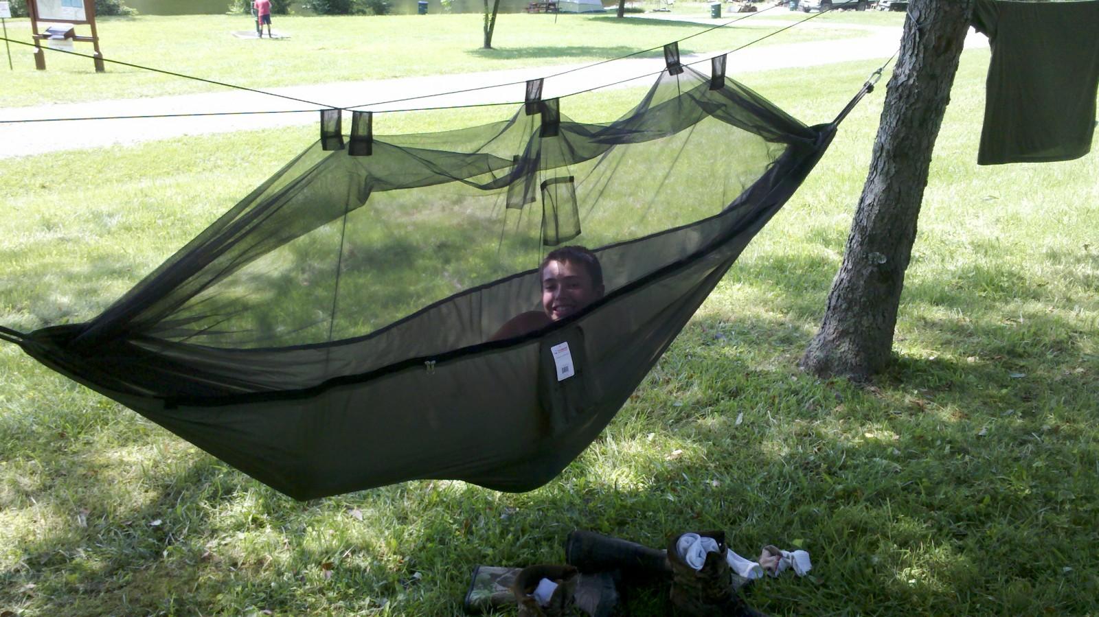 Yukon outfitters mosquito net hammock  Reviews  Ohio