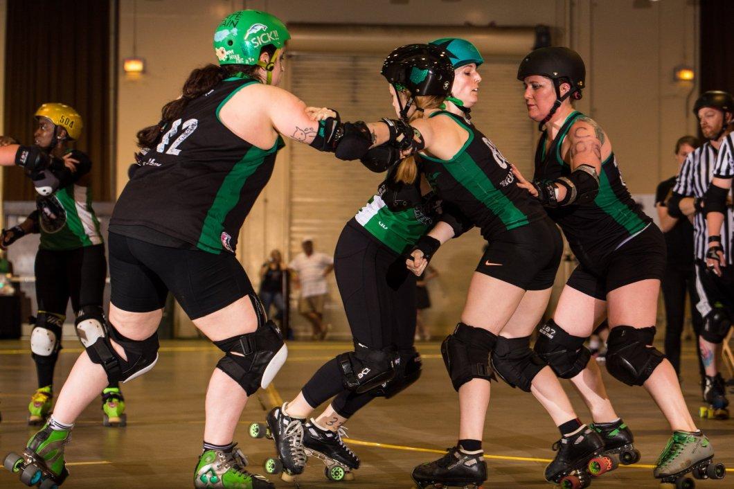 Vyles Trix Amy blocking OHRD vs Classic City 6.29.19 Chris Baker