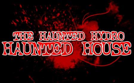 hauntedhydro