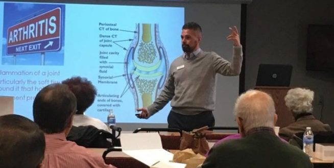 Ohio Therapy Centers Dr Nick Fabian Stem Cell Talks Events Xcell Medical Group Elyria Lorain County