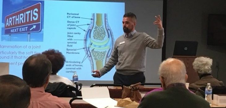 Stem Cell Talk Events Ohio Therapy Centers Dr Nick Fabian Stem Cell Talks Events Xcell Medical Group Elyria Lorain County