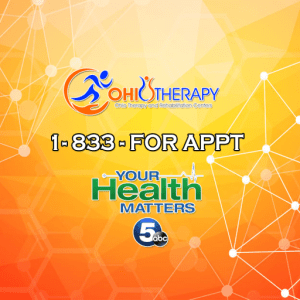Ohio Therapy Centers newschannel 5 Cleveland Your Health Matters Regenerative Therapy