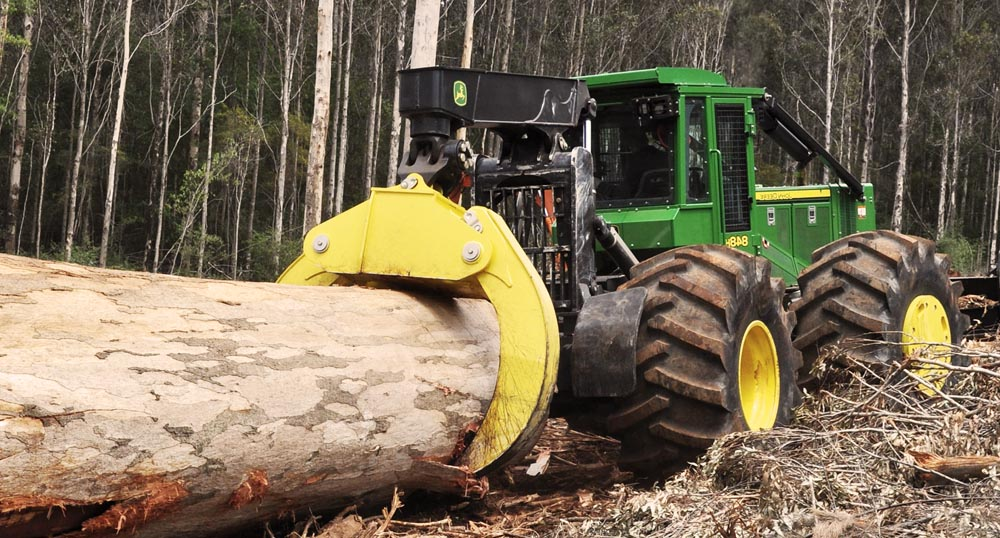 Logging Equipment and Processes 1 - Timber Works
