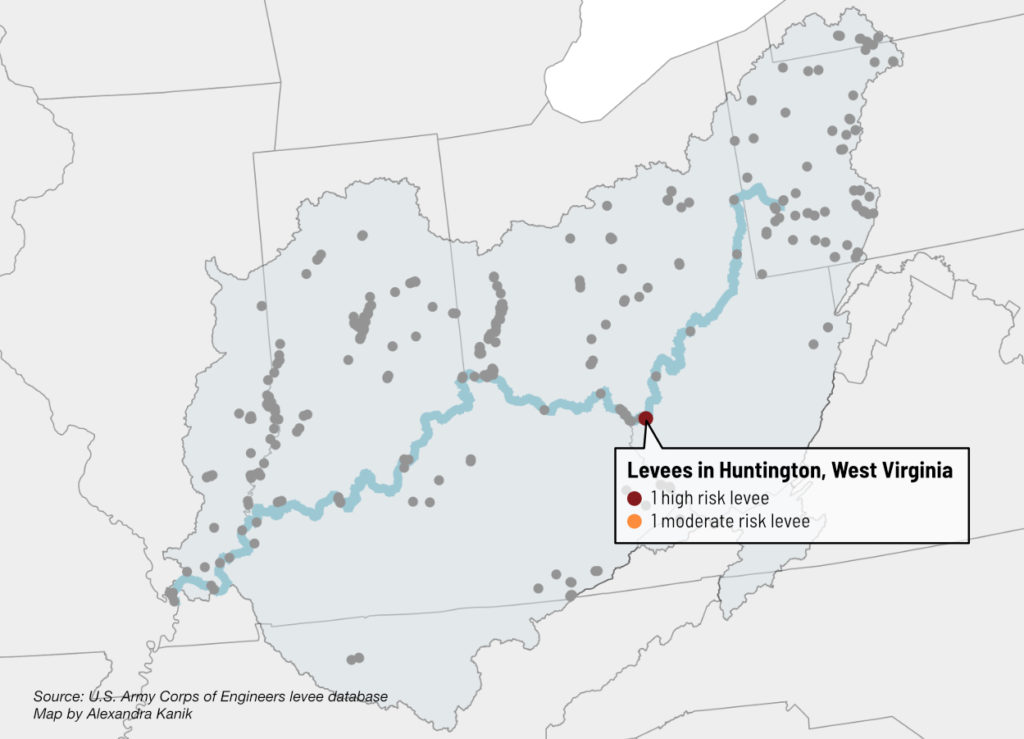 Rising Waters: Aging Levees, Climate Change And The