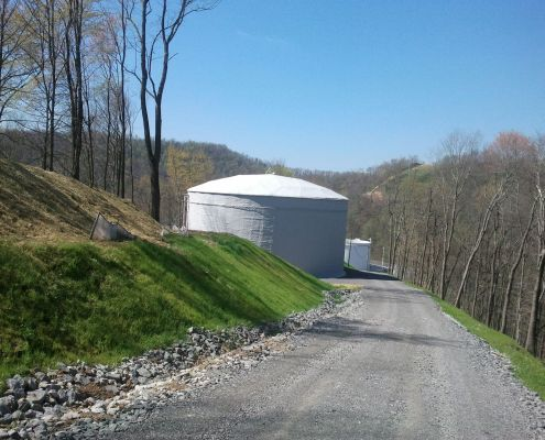 Ohio Valley Spray Foam - Tank Insulation