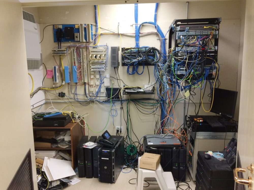 medium resolution of does this look like your network closet