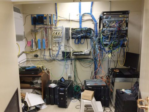 small resolution of does this look like your network closet