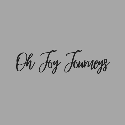 Oh Joy Journeys!