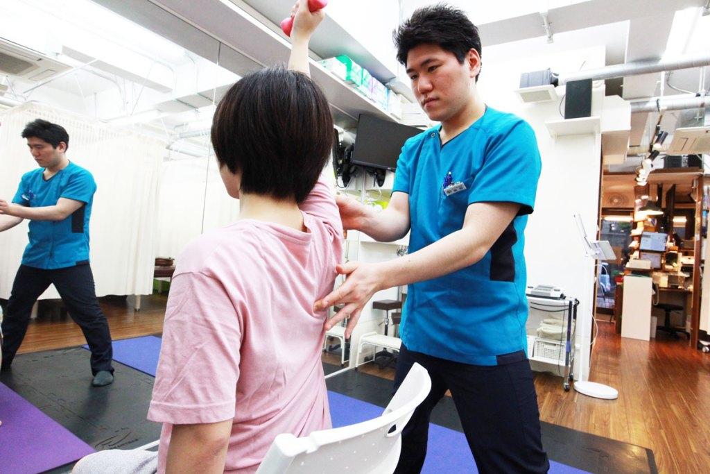 肩の運動療法